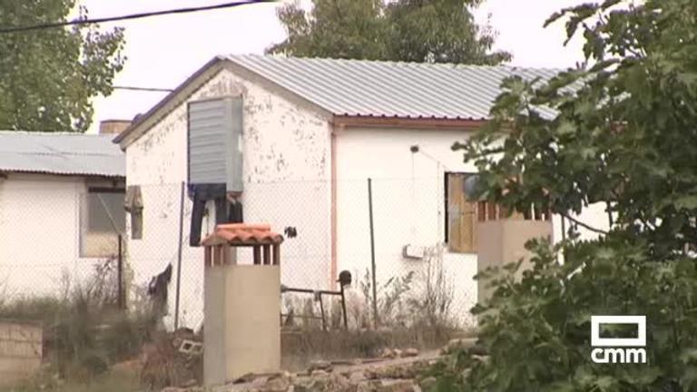 CCOO denuncia el hacinamiento de un asentamiento de temporeros en Fuentealbilla (Albacete)