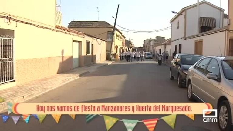 Fiesteros - Ep. 4 - Huerta del Marquesado y Manzanares