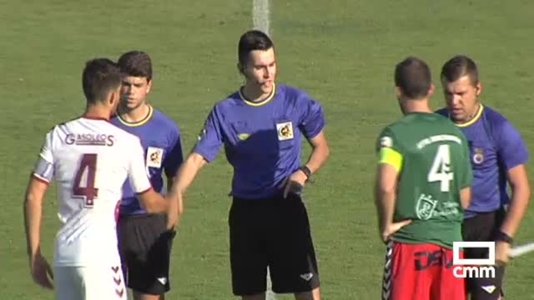AT Albacete - CD Marchamalo (4-2)