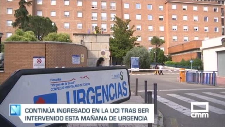 Continúa en estado crítico el médico agredido en Camarena (Toledo)