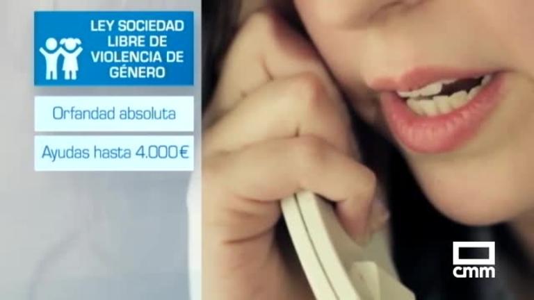 Así es la nueva Ley contra la violencia de género de Castilla-La Mancha
