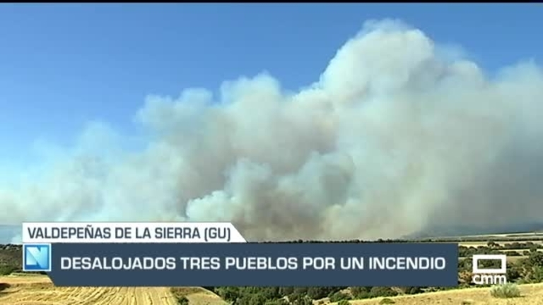 Castilla-La Mancha a las 8 - Martes