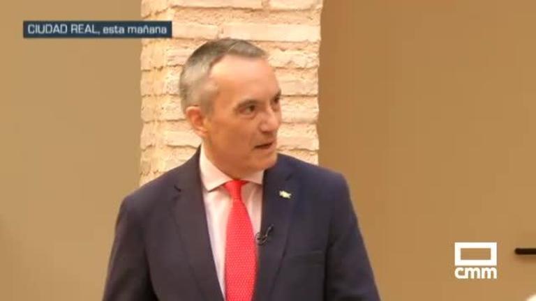 Vox: Ruiz Valdepeñas reclama una rebaja del IBI y trámites más sencillos para crear una empresa en Ciudad Real