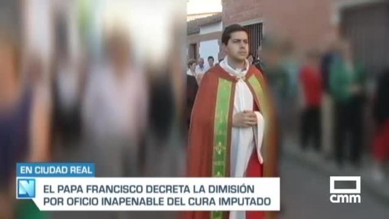 El Papa expulsa al cura acusado de abusar de 9 menores en Ciudad Real