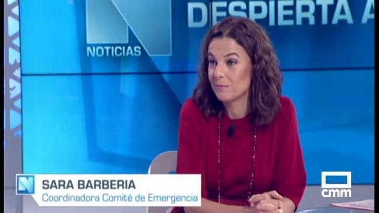 Entrevista a Sara Barbeira