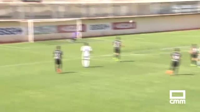 Atlético Albacete - Mora CF (1-0)