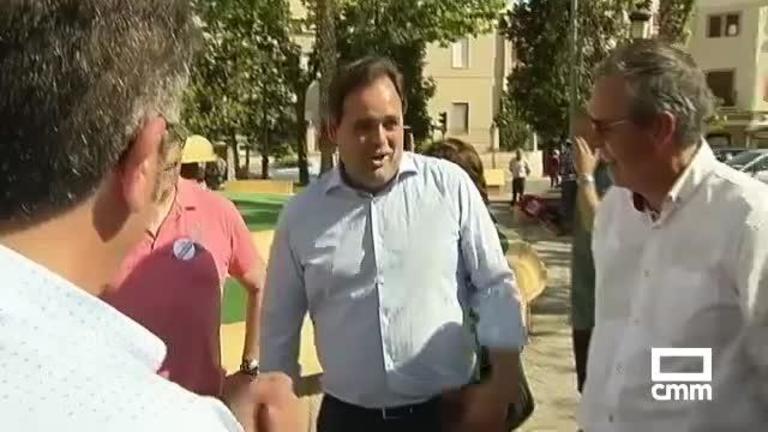 PP: Núñez apuesta por mejorar la exportación de nuestros vinos y Ramos se reúne con pastores evangélicos de Talavera
