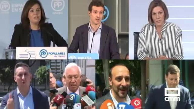Comienza la campaña para presidir el Partido Popular
