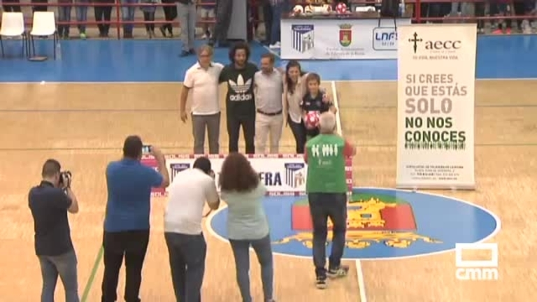 Soliss FS Talavera - Gran Canaria FS ( 4-3)