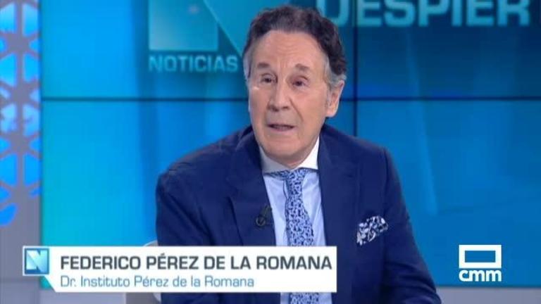 Entrevista a Federico Pérez de la Romana