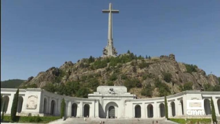 Los restos de Franco saldrán del Valle de los Caídos: el Congreso aprueba el decreto