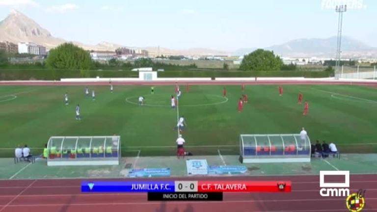 FC Jumilla - CF Talavera (1-0)