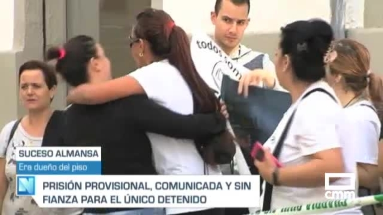 Prisión provisional para el detenido tras la aparición del cadáver del desaparecido de Almansa
