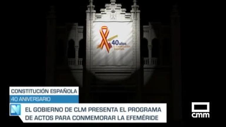 40 aniversario de la Constitución: así se festejará en Castilla-La Mancha