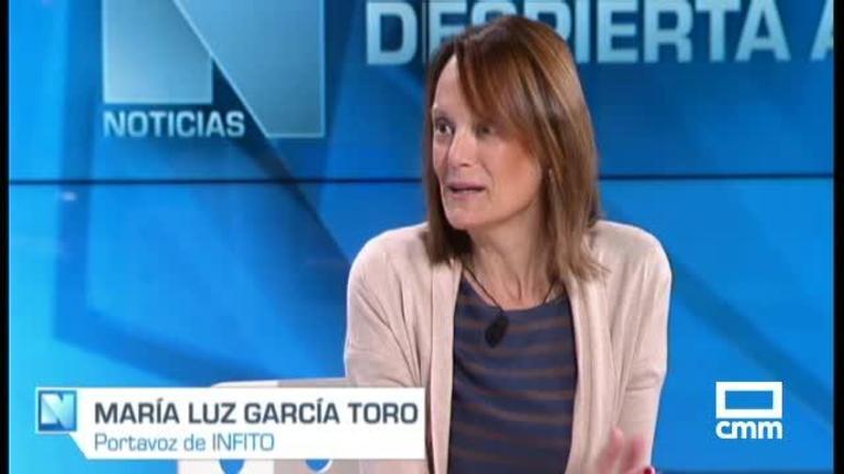 Entrevista a Mari Luz García Toro
