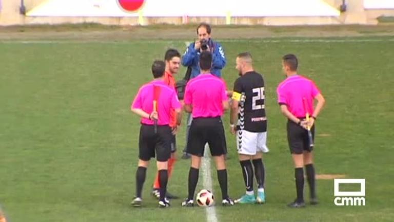 Calvo Sotelo CF - CD Madridejos (1-1)