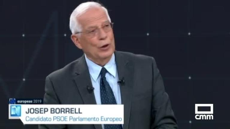 PSOE: Borrell carga contra los nacionalismos y apuesta por la Europa social