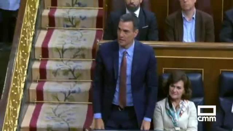 Sánchez afronta su investidura mañana con negociaciones \\