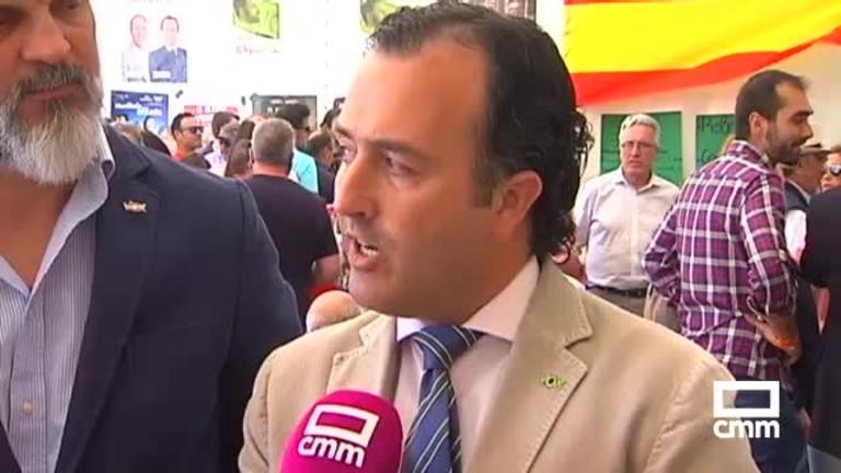 Vox: Daniel Arias se postula como alternativa; y David Moreno propone medidas para frenar el paro en Talavera