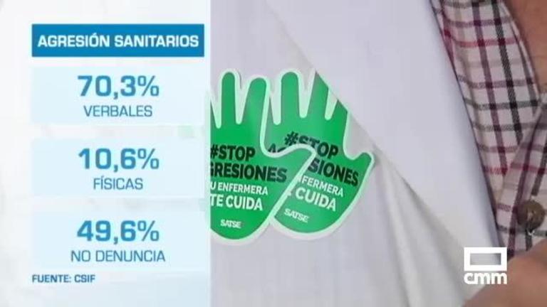 Ocho de cada diez sanitarios sufrieron agresiones en los últimos cinco años, según CSIF