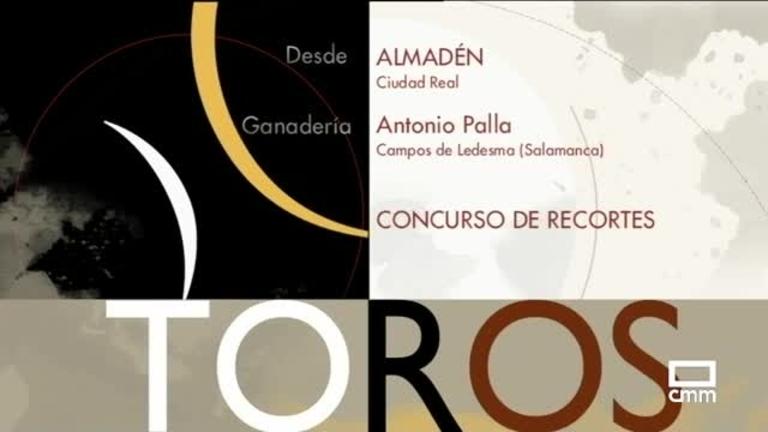 Concurso de recortadores desde Almadén
