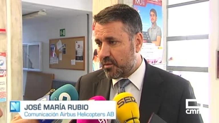 Airbus Helicopters garantiza los puestos de trabajo en su planta de Albacete