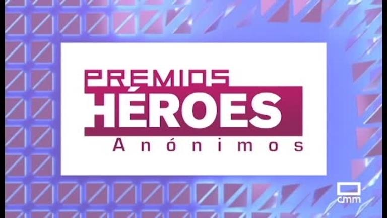 Programa especial Premios Héroes Anónimos
