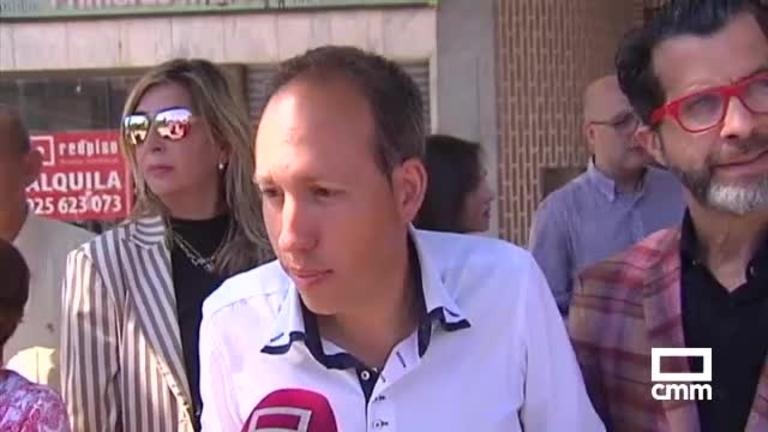 Vox: Arias defiende su programa electoral en Toledo