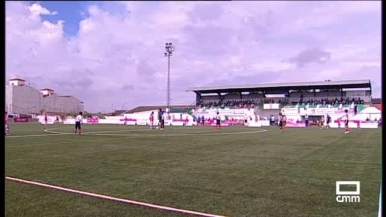 Selección jugadores de La Manchuela - Athletic Club