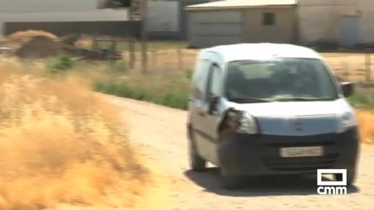 Muere atropellado un octogenario en Santa Cruz de la Zarza (Toledo), y otras noticias de Castilla-La Mancha