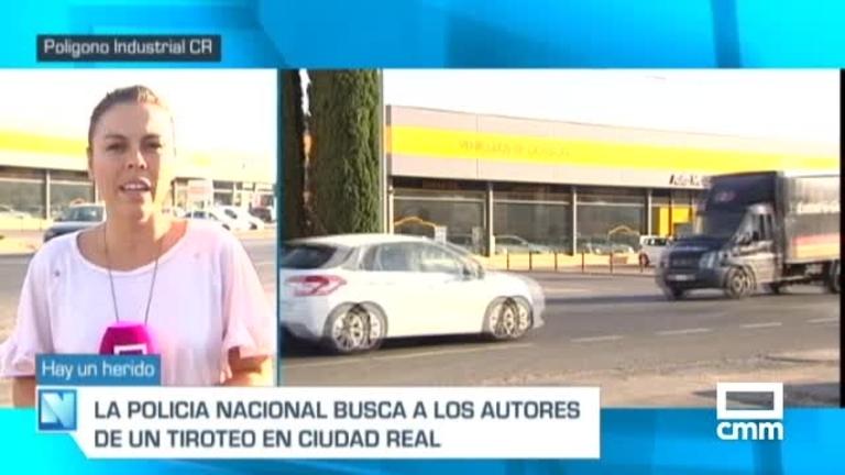 Un herido en un tiroteo en Ciudad Real