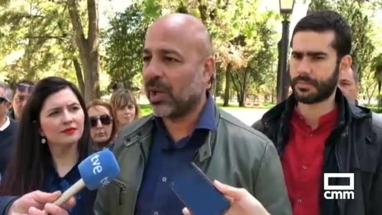 García Molina cree que Unidas Podemos se juega en Guadalajara un diputado con la derecha