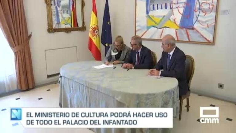 Cultura compra el derecho de uso del Palacio del Infantado por 853.000 euros