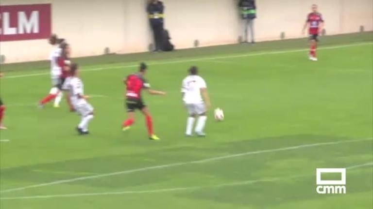 Fundación Albacete - Sporting Club Huelva (3-2)