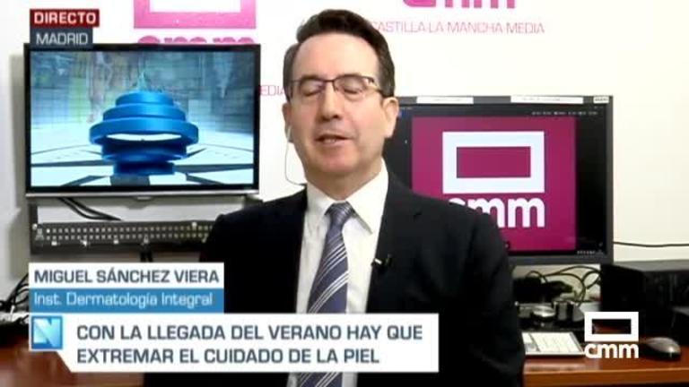 Entrevista a Miguel Sánchez