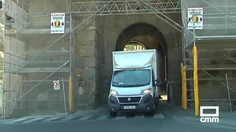 Cierre de la Puerta del Cambrón: Estas serán las alternativas de circulación