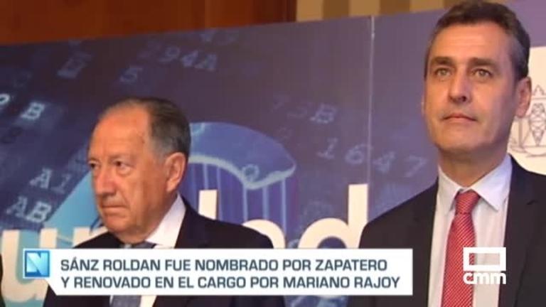 El conquense Félix Sanz Roldán cesa como director del CNI