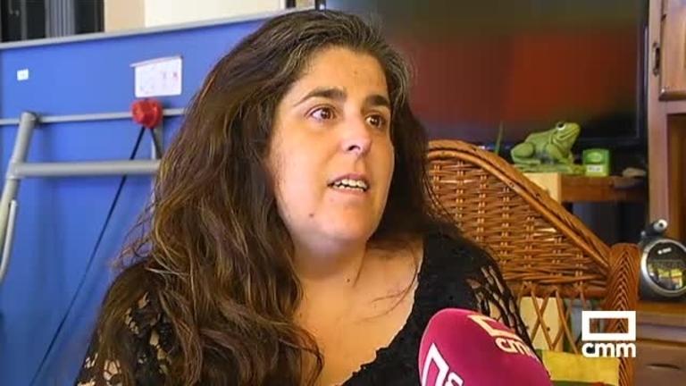 La hermana de una mujer asesinada en Mora denuncia amenazas del presunto homicida