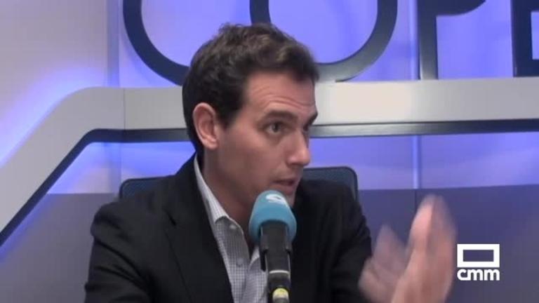 Ciudadanos: Rivera pedirá apoyo al PP para ofrecer gobiernos liberales