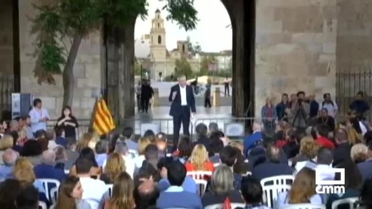 Ciudadanos: Luis Garicano asegura que defenderá el nombre de España en Bruselas