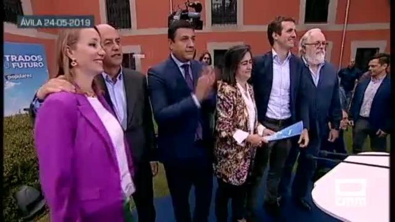 PP: Dolors Montserrat acusa a Ciudadanos de compartir grupo en Europa con los nacionalistas vascos y catalanes