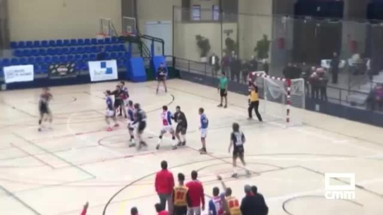 Agustinos Alicante - BM Alarcos (25-20)