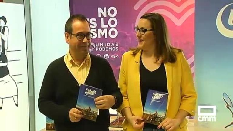 Unidas Podemos: la candidata María Díaz propone exportar lo que ha funcionado en la región y pone como ejemplo la Ley de Garantías