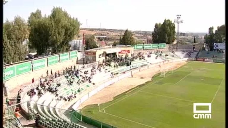 Fútbol 2B. CD Toledo - Rápido Bouzas