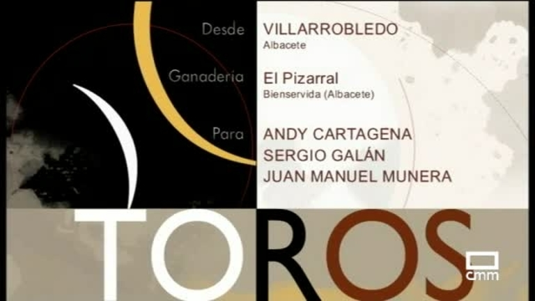 Rejones desde Villarrobledo