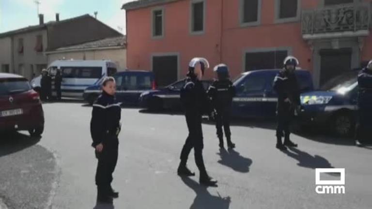 La policía francesa asalta el supermercado y abate al presunto terrorista
