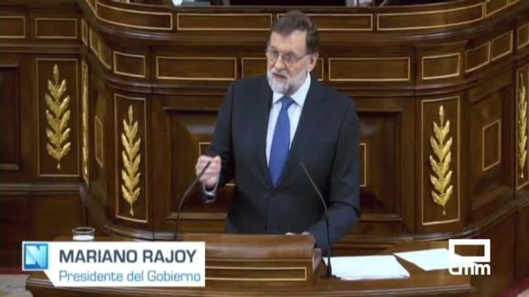 Rajoy promete subir las pensiones mínimas y de viudedad en los presupuestos