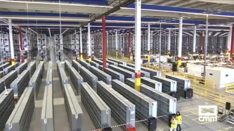 Amazon Illescas: el mayor centro logístico de España nos abre sus puertas por primera vez