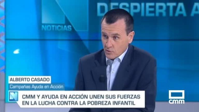 Entrevista a Alberto Casado