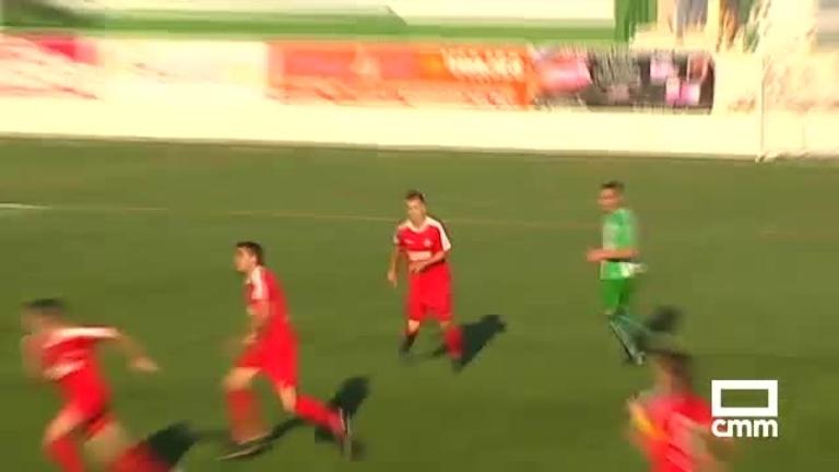 Quintanar del Rey - Almagro CF (3-0)